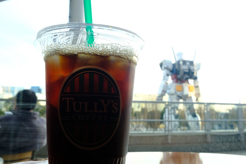 タリーズコーヒー/Tully's Coffee Cafe Fujifilm FUJIFILM X-T2 Fujifilm_xseries Japan Japan Photography Odaiba Tokyo Tully's X-t2 お台場 タリーズ 喫茶店 日本
