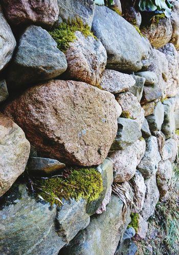 First Eyeem Photo Rock - Object Rockwall Wall - Building Feature Kivimuuri