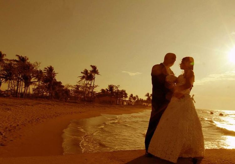 My husband and I on the beaches in Bolinao, Pangasinan, Philippines ! Taken during our photo shoot, after our wedding. That's Me Enjoying Life Wedding Photography Wedding Weddings Around The World In Love Beautiful Sunset Silhouettes Nature Check This Out Eye4photography  EyeEmBestPics Capture The Moment Sunrise_sunsets_aroundworld EyeEm Gallery Bolinao The Tourist Pangasinan Love Color Palette