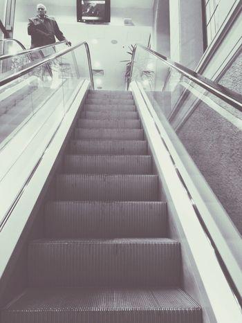 смотри вверх Escalator