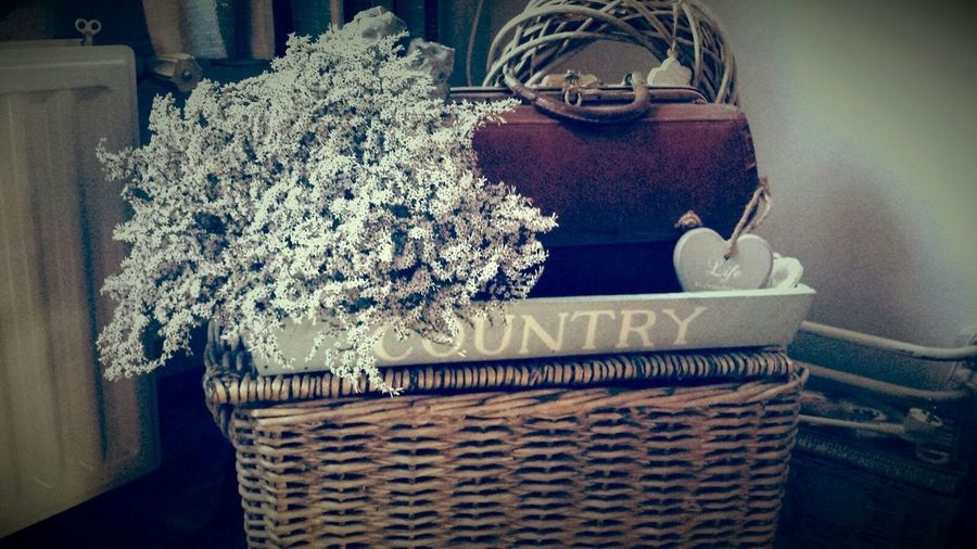 Basket Indoors  Decoratiion Landlife