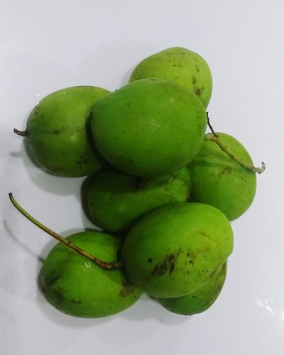 mangga Mangga Buah Masam Mempelam Food Fruit Local Green Taste