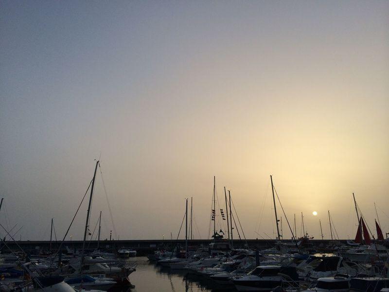 Puerto Colon Sunset