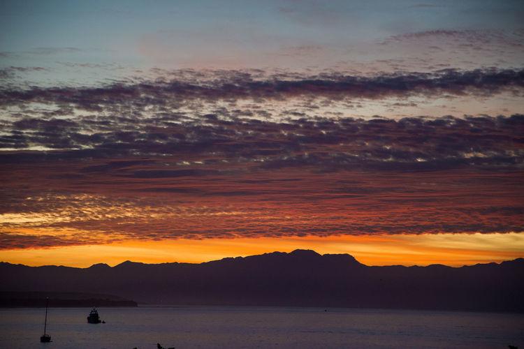 Sunrise views