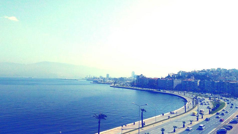 Güzel hava Balkon Deniz