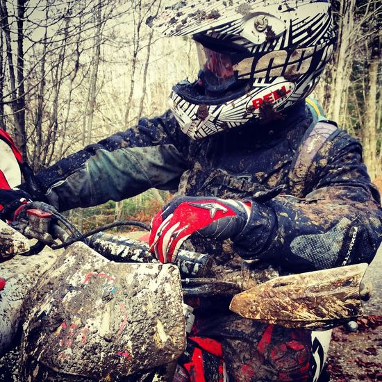 Enduro Winter Enduro Intothewild Fango Dirty The Drive