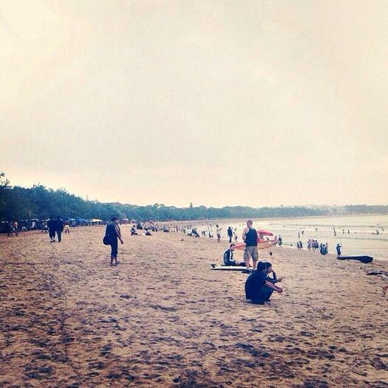 Pantai Kuta (Kuta Beach) ❤️ Taking Photos