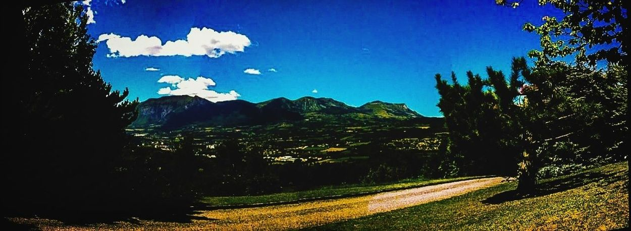 Sud. Holiday Cloud And Sky Mountain Panoramic