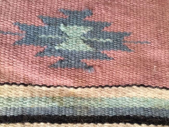 Pastel Power Another saddle blanket detail Textile Textiles Fabric Fabric Detail Colorful Design Linen Texture Design