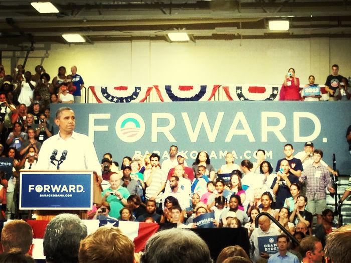U.S. Presidential Campaign 2012