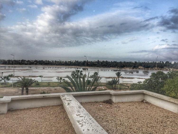 Gloomy day in #Djerba تونس جربة  Tunisia Djerba  Beauty In Nature