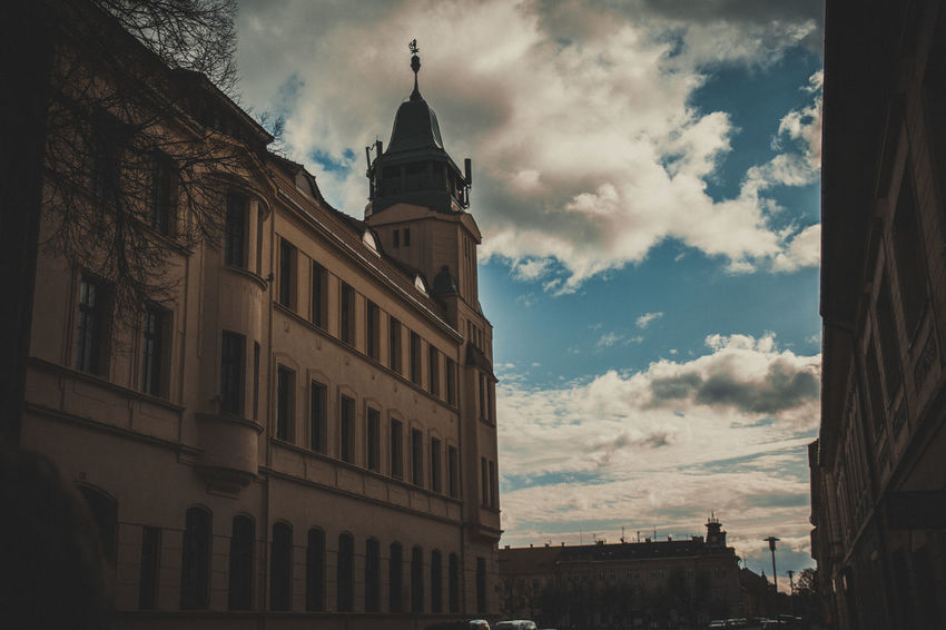 Prague Architecture Building Exterior Built Structure City Day History No People Outdoors Sky