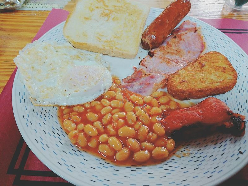 English Breakfast Good Morning Food Photography Foodpics Tastyfood