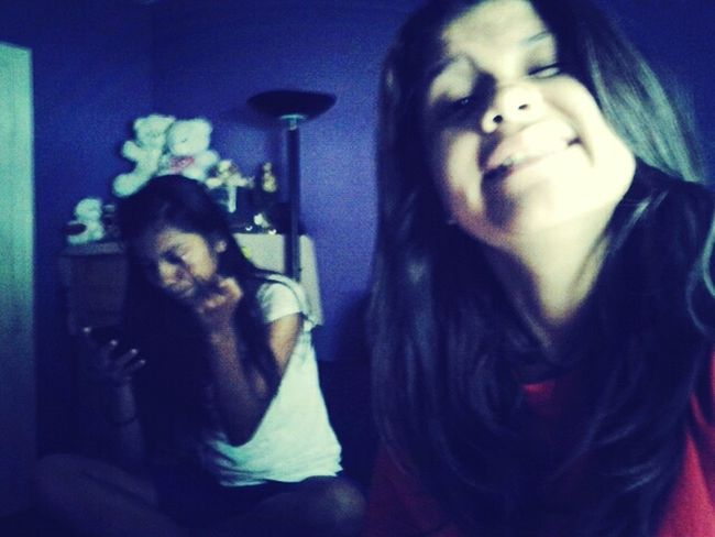 My sista and I c: