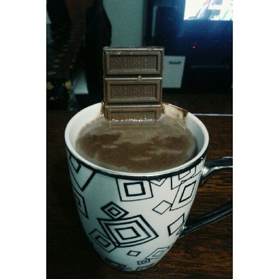 Hot Chocolate Beautiful Delicious ♡ Photography