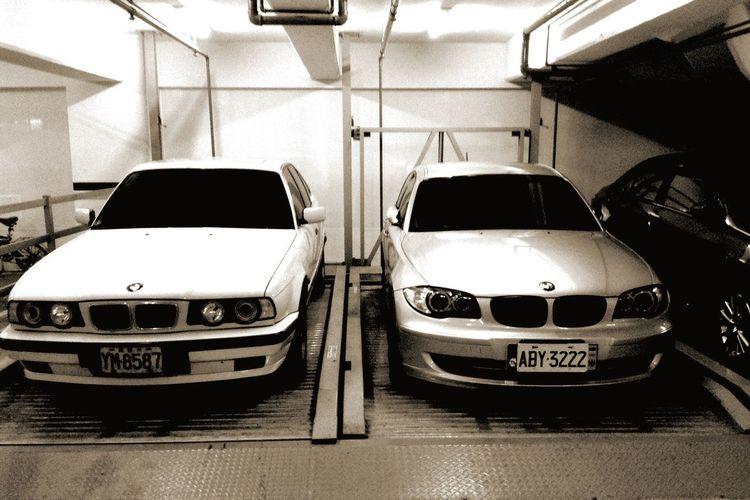 "Classic & Modern. ""BMW"" It means ""Bring My World"""