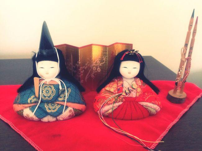 雛祭り♡ 3月3日 雛人形手作り 雛祭り