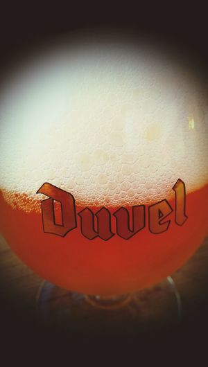 Duvel Beer! Come Closer
