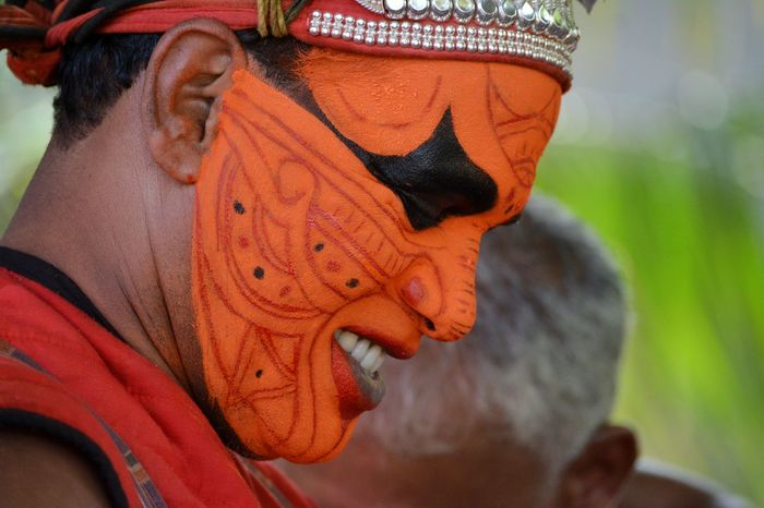 India Tourism Indiapictures Kannur Theyyam Theyyams Of Kannur Kerala Kerala India Kerala The Gods Own Country ;) Keralatourism People Kerala Gods Own Country Kerala_tourism Kannurphotos Indiatourism Culture And Tradition Keralaattraction Keralaspecial Dance Close-up Adults Only Adult Only Women Day Outdoors
