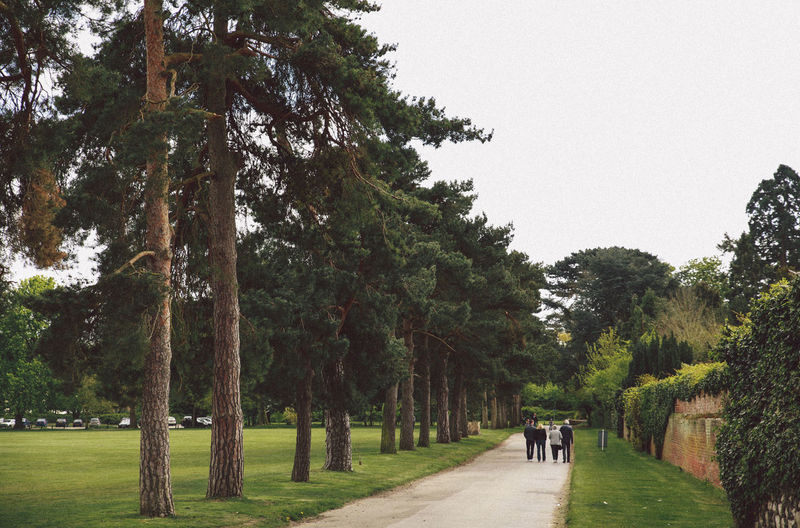 Beauty In Nature Day Diminishing Perspective Footpath Grass Green Color Group Of People Growth Landscape Leisure Activity Lifestyles Nature Nonsuch Nonsuch Park Outdoors Park Pathway Sky The Way Forward Tranquil Scene Tranquility Tree Treelined Vanishing Point Walkway
