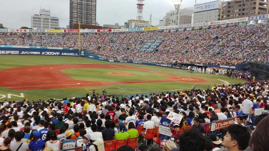 20160716 マツダオールスターゲーム Baseball オールスターゲーム 横浜スタジアム