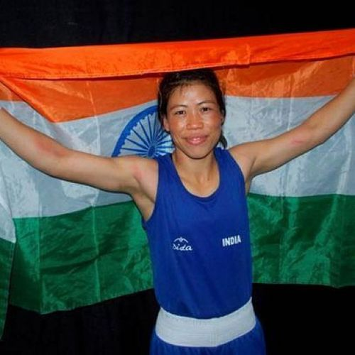 Cobgratatutions @MCMarykom! Marykom was won another Gold Medal in Asiangames2014 ... Incheon2014 . Proud Nation. ProudIndia . Great job with hardworking.