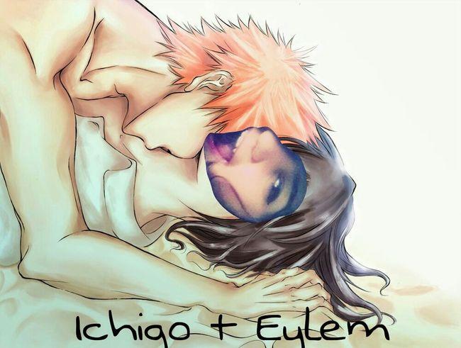 Ichigo's Attractive Face Kurosaki Ichigo Ichigo Yeah... Ichigo Is My Boyfriend <3