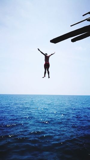 Just jump! Wheninboracay Magicisland
