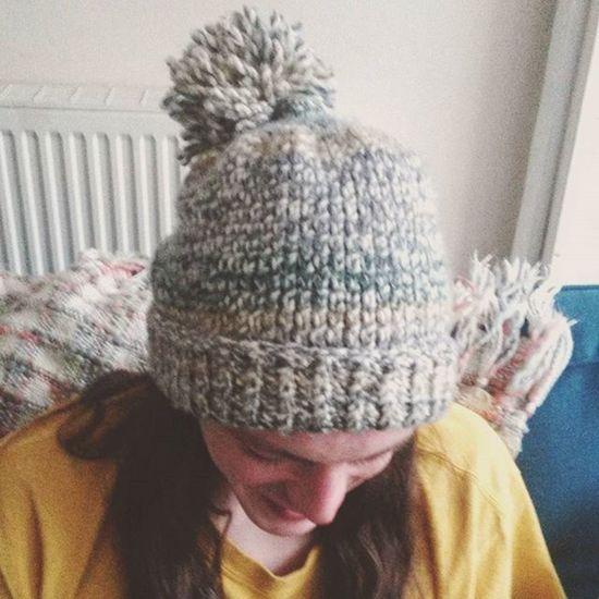 I made that. Bobblehat Knitting Knittersofinstagram Myhobby Handmade Handcrafted Knitter Knitwear