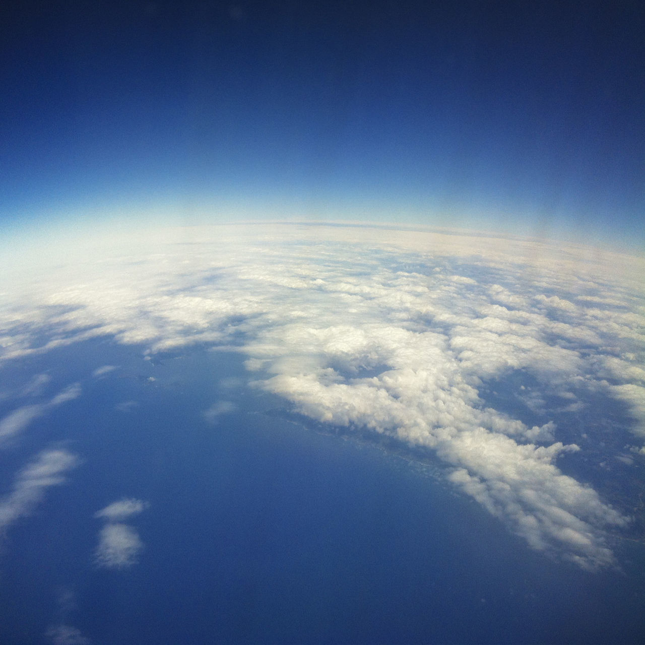 blue, sky, nature, cloud - sky, beauty in nature, scenics, no people, space, outdoors, tranquility, day, tranquil scene, planet earth, space exploration, astronomy, satellite view