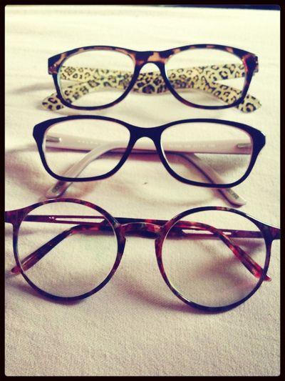 My glasses.