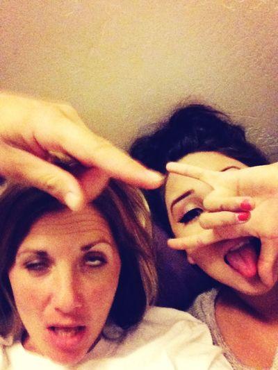 lmao me and mama