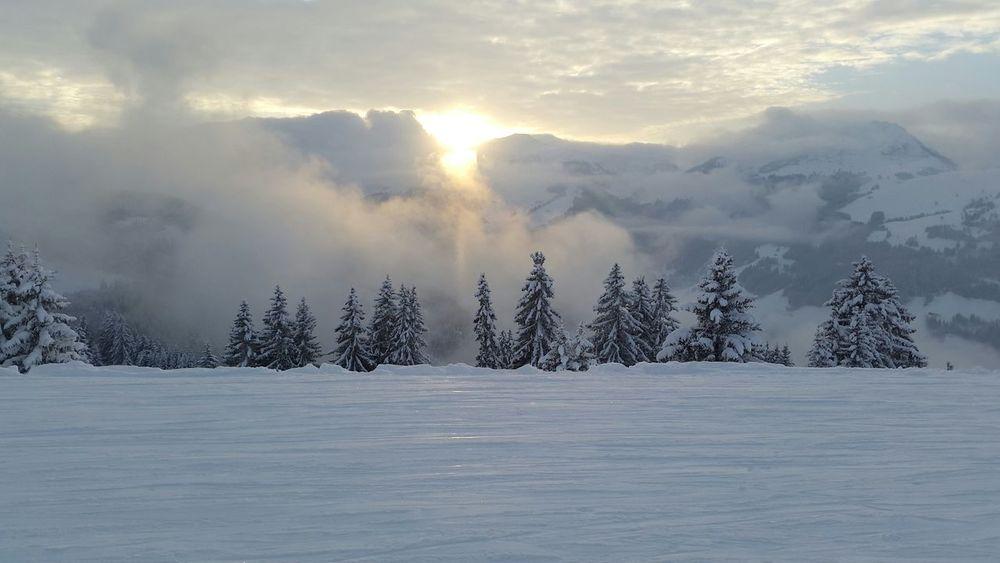 Winterzeit Kitzbühel