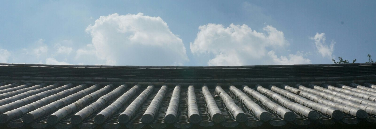Korea Korean Roof Tile Sky Roof Tiles