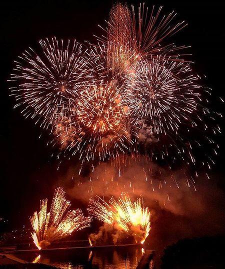 Fireworks Ognjemet Newyearsfireworks Novoletniognjemet Kempinski Portoroz Portorose Slovenia Igslovenia Nofilter