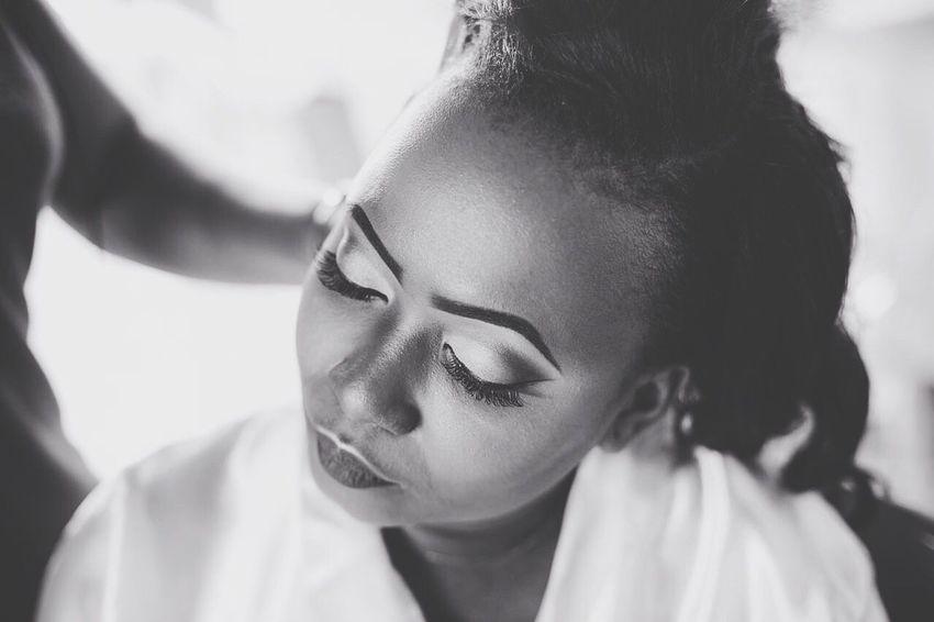 Headshot Close-up Human Face Weddingphotography Royal Wedding Beauty