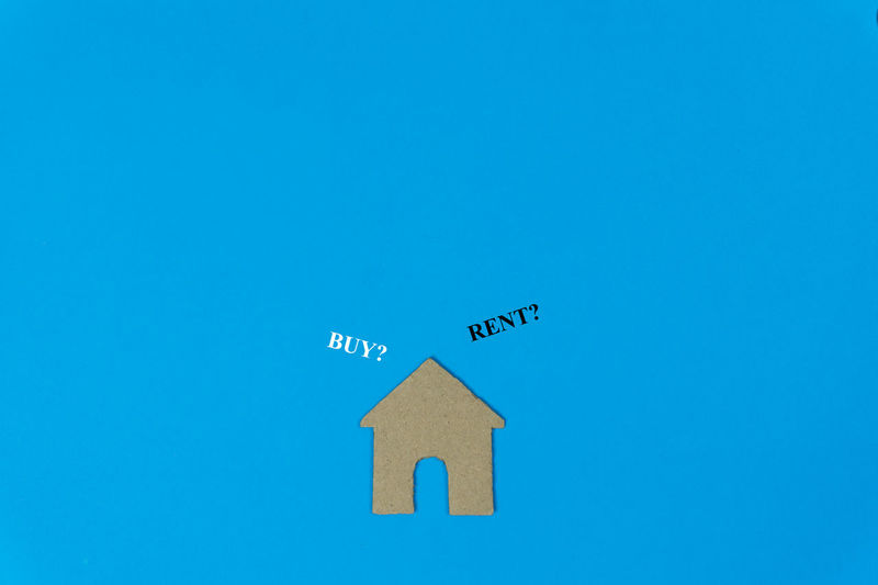 Buy or rent. A