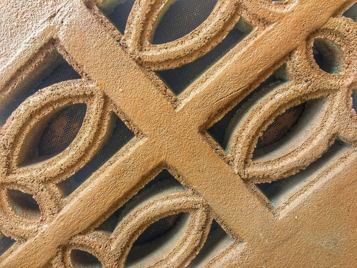 Backgrounds Full Frame No People Pattern Art And Craft High Angle View Indoors  Textured  Design Close-up Brown