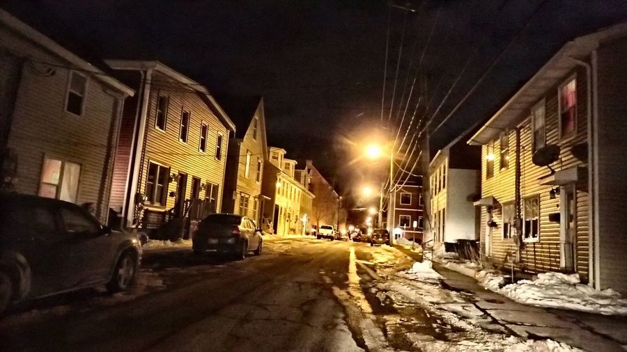 Charlottetown after dark. Wood Frame Quaint  Out Of Time Tranquility Peace And Quiet Quality Of Life Stress Relief Eastern Province Eye For Photography