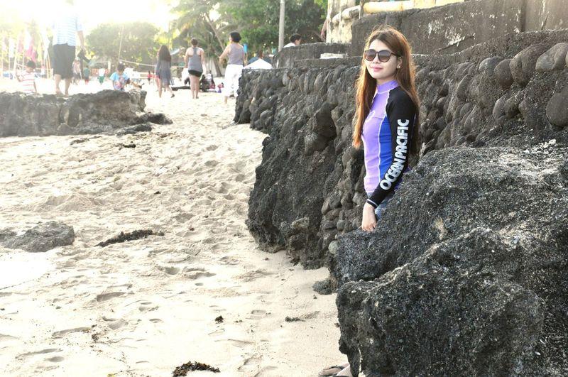 beach 😍 Relaxing That's Me Enjoying Life