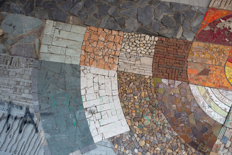 Stone Stone Material Multi Colored Backgrounds Full Frame Text Textured  Close-up Written Handwriting  Capital Letter Fountain Pen Single Word Seesaw Exclamation Point Short Phrase Stop Sign Alphabet Letter E I Love You Love Letter Information Western Script Board Painted Note Signboard No Parking Sign Various Information Sign