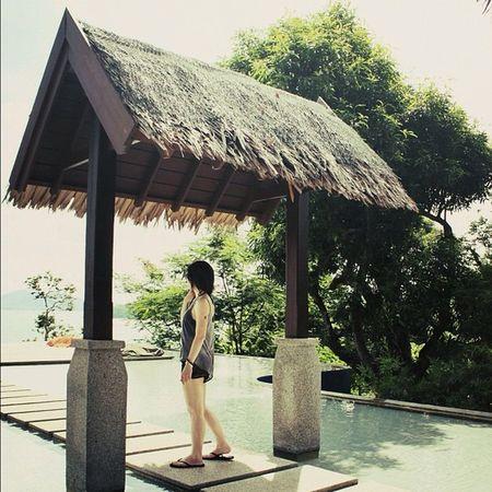Selfprotrait Phuket Thailand Travel