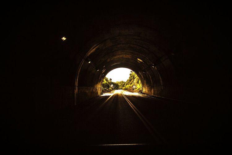 Tunel Creepy Intheend Dark Darkness And Light Darkness Photogtaphy Eliworks