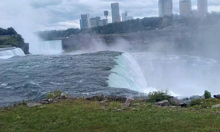 Niagrafalls Origin From My Point Of View