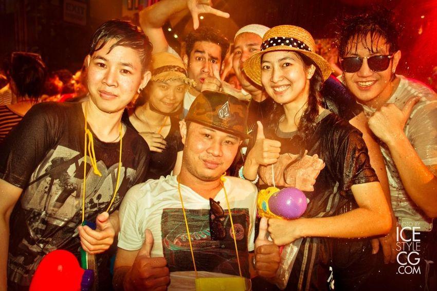 Songkran Festival Songkran Festival  Day Songkran Rca 2013