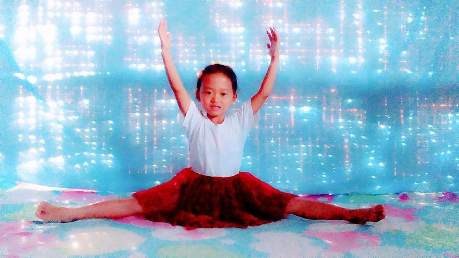 A baby ballet