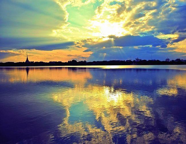 my reflection Enjoying Life EyeEm Best Shots Water_collection