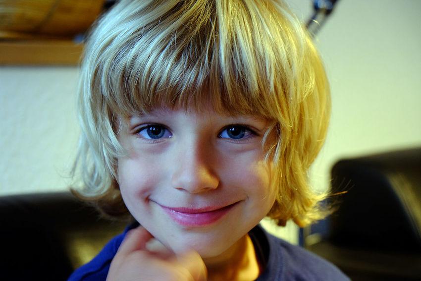 Raul - Kinder Portrait Children Fujifilm X-E2 Enfant Bochum