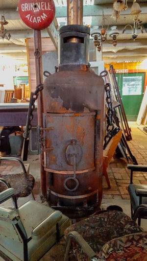 Ned Kelly on Fire! 😂 Vintage Classic Old-fashioned Old Items Ned Kelly SamsungS6 S6photography Samsungphotography Wreckers Wreck Wrecking Yard Bandit Wanted Rusty Junkyard Scrap Metal Recycling Center