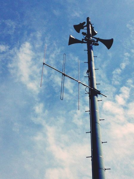 Music for the Masses / Sky / Loudspeakers / Urban Landscape